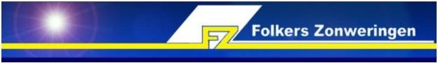 logo folkers zonweringen